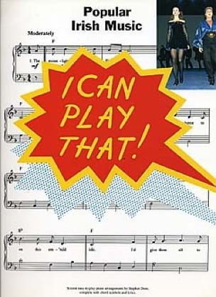 - I Can Play That - Popular Irish Music - Partition - di-arezzo.fr
