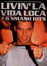Livin' la Vida Loca + 6 Smash Hits - Partition - laflutedepan.com