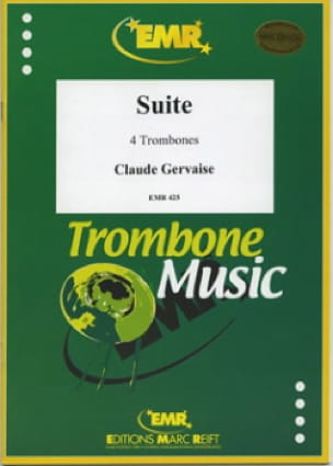 Claude Gervaise - Suite - Partition - di-arezzo.fr