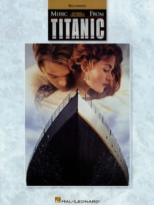Titanic James Horner Partition Flûte à bec - laflutedepan