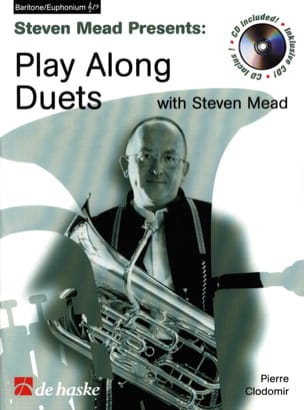 Steven Mead - Play Along Duets - Partition - di-arezzo.fr