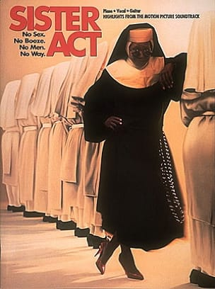 Sister Act 1 - Sheet Music - di-arezzo.com