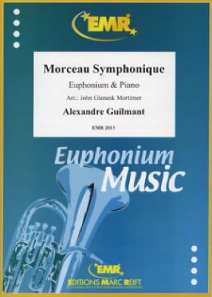 Alexandre Guilmant - Morceau Symphonique Opus 88 - Partition - di-arezzo.fr