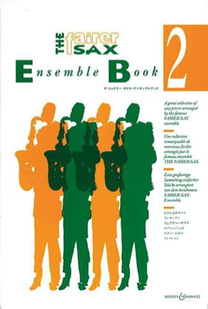 - The Fairer Sax Ensemble Book 2 - Partition - di-arezzo.fr