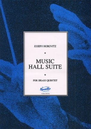 Joseph Horovitz - Music Hall Suite - Parties - Sheet Music - di-arezzo.com