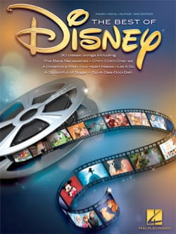 DISNEY - The Best Of Disney 30 All Time Favorites - Partitura - di-arezzo.es