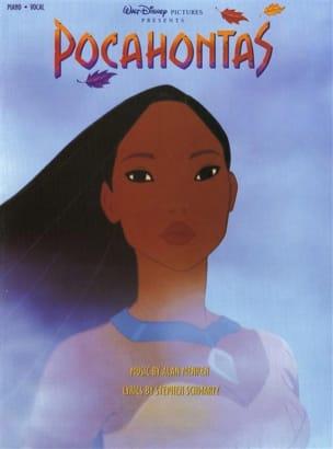 Pocahontas DISNEY Partition Musique de film - laflutedepan