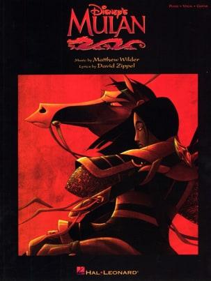 DISNEY - Mulan - Partitura - di-arezzo.it
