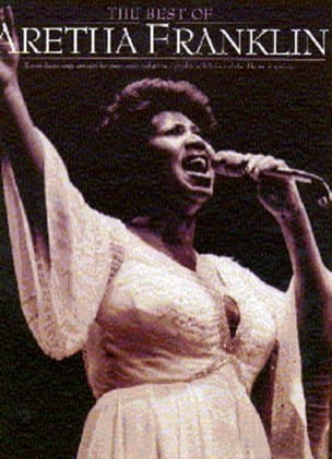 Aretha Franklin - The Best Of - Sheet Music - di-arezzo.co.uk
