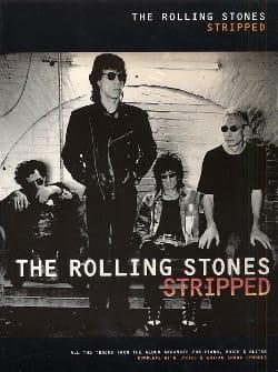 ROLLING STONES - Stripped - Sheet Music - di-arezzo.co.uk