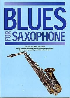- Blues For Saxophone - Partition - di-arezzo.fr