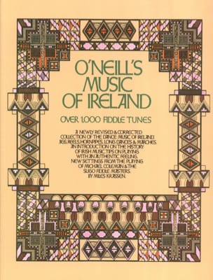 O' Neill's Music Of Ireland - Partition - di-arezzo.fr