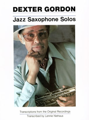 Dexter Gordon - Jazz Solo Saxophone - Sheet Music - di-arezzo.co.uk