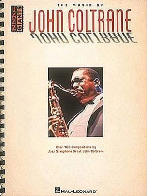 John Coltrane - Jazz giants. Music of John Coltrane - Partition - di-arezzo.fr