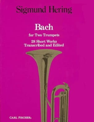 BACH - 28 short works - Partition - di-arezzo.fr