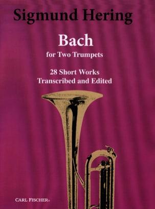 Johann Sebastian Bach - 28 short works - Partition - di-arezzo.fr