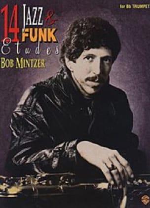 Bob Mintzer - 14 Jazz - Funk Studies - Sheet Music - di-arezzo.co.uk