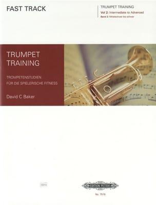 Fast Track Trumpet Training Volume 2 - laflutedepan.com