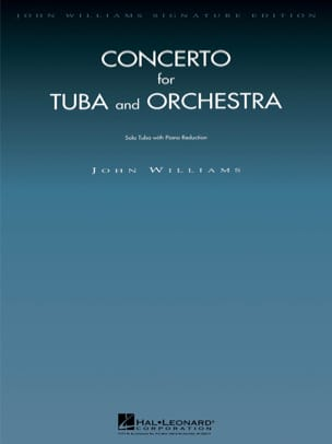 John Williams - Concerto for Tuba - Partition - di-arezzo.fr