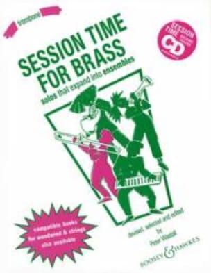 Session Time For Brass - Partition - Trombone - laflutedepan.com