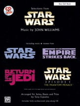 John Williams - Star Wars - Arranged for solos duets and trios - Sheet Music - di-arezzo.co.uk