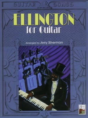 Ellington For Guitar - Duke Ellington - Partition - laflutedepan.com