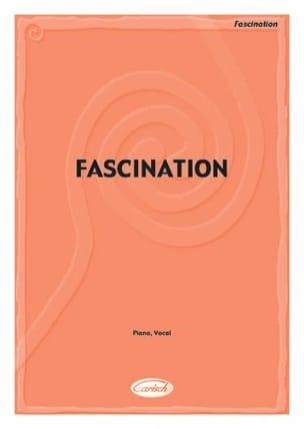 F.D. Marchetti - Fascination - Partition - di-arezzo.fr