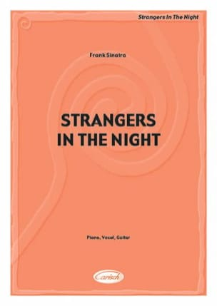 Bert Kaempfert - Strangers In The Night - Partition - di-arezzo.fr
