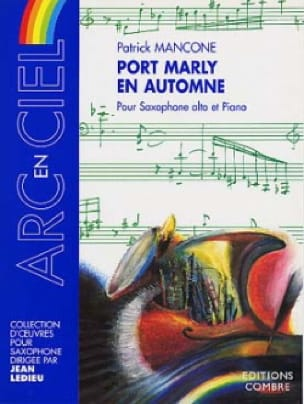 Port Marly En Automne - Patrick Mancone - Partition - laflutedepan.com