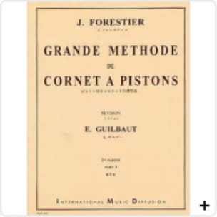 J. Forestier - Large Cornet Method With Pistons Volume 2 - Sheet Music - di-arezzo.com
