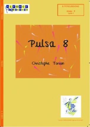 Pulsa 8 - Christophe Torion - Partition - laflutedepan.com