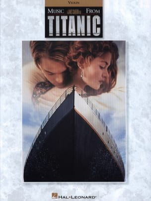 James Horner - Titanic - Violon - Partition - di-arezzo.fr