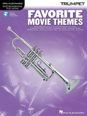 Favorite Movie Themes Partition Trompette - laflutedepan