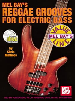 Chris Matheos - Reggae Grooves For Electric Bass - Partition - di-arezzo.fr