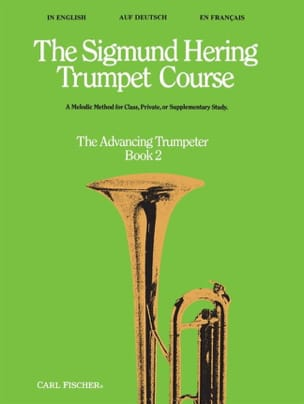 Sigmund Hering - The Sigmund Hering Trumpet Course Book 2 - Partition - di-arezzo.fr