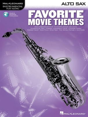 - Favorite Movie Themes - Sheet Music - di-arezzo.com
