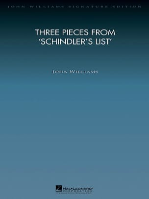 John Williams - Schindler's List - Three pieces from ... - Sheet Music - di-arezzo.co.uk