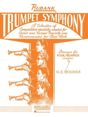 Trumpet Symphony - Partition - Trompette - laflutedepan.com
