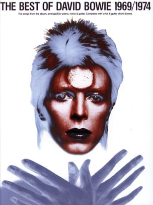 David Bowie - The Best Of David Bowie 1969-1974 - Partition - di-arezzo.fr