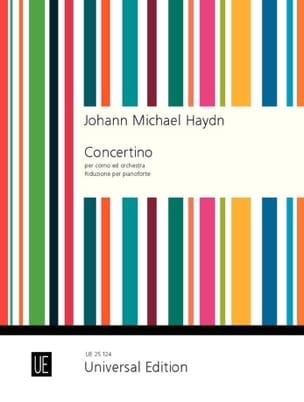 Michael Haydn - Concertino Per Corno Ed Orchestra - Sheet Music - di-arezzo.com
