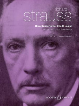 Richard Strauss - Horn Concerto No. 2 In Eb Major - Sheet Music - di-arezzo.com