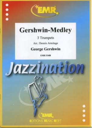 George Gershwin - Gershwin-Medley - Partition - di-arezzo.fr