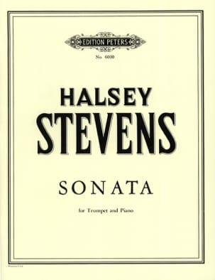 Halsey Stevens - Sonata - Sheet Music - di-arezzo.co.uk