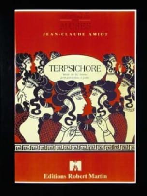 Jean-Claude Amiot - Terpsichore - Partition - di-arezzo.fr