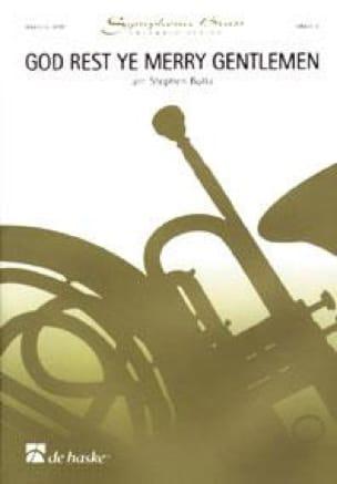 God Rest Ye Merry Gentlemen - Stephen Bulla - laflutedepan.com