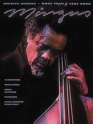 More Than A Fake Book - Charles Mingus - Partition - laflutedepan.com