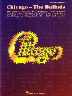 The Ballads - Chicago - Partition - Pop / Rock - laflutedepan.com