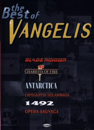 Vangelis - The Best Of - Partition - di-arezzo.fr