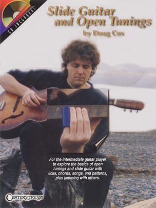 Doug Cox - Slide Guitar And Open Turning - Sheet Music - di-arezzo.com