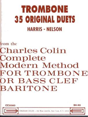 Harris A. / Nelson B. - 35 Original Duets - Partition - di-arezzo.fr